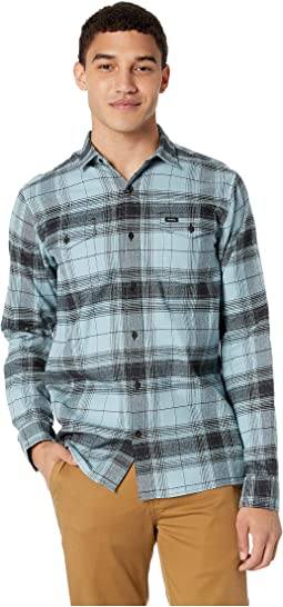 Dockside Blue Plaid