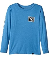 Quiksilver Kids - Shakka Long Sleeve Tee (Toddler/Little Kids)