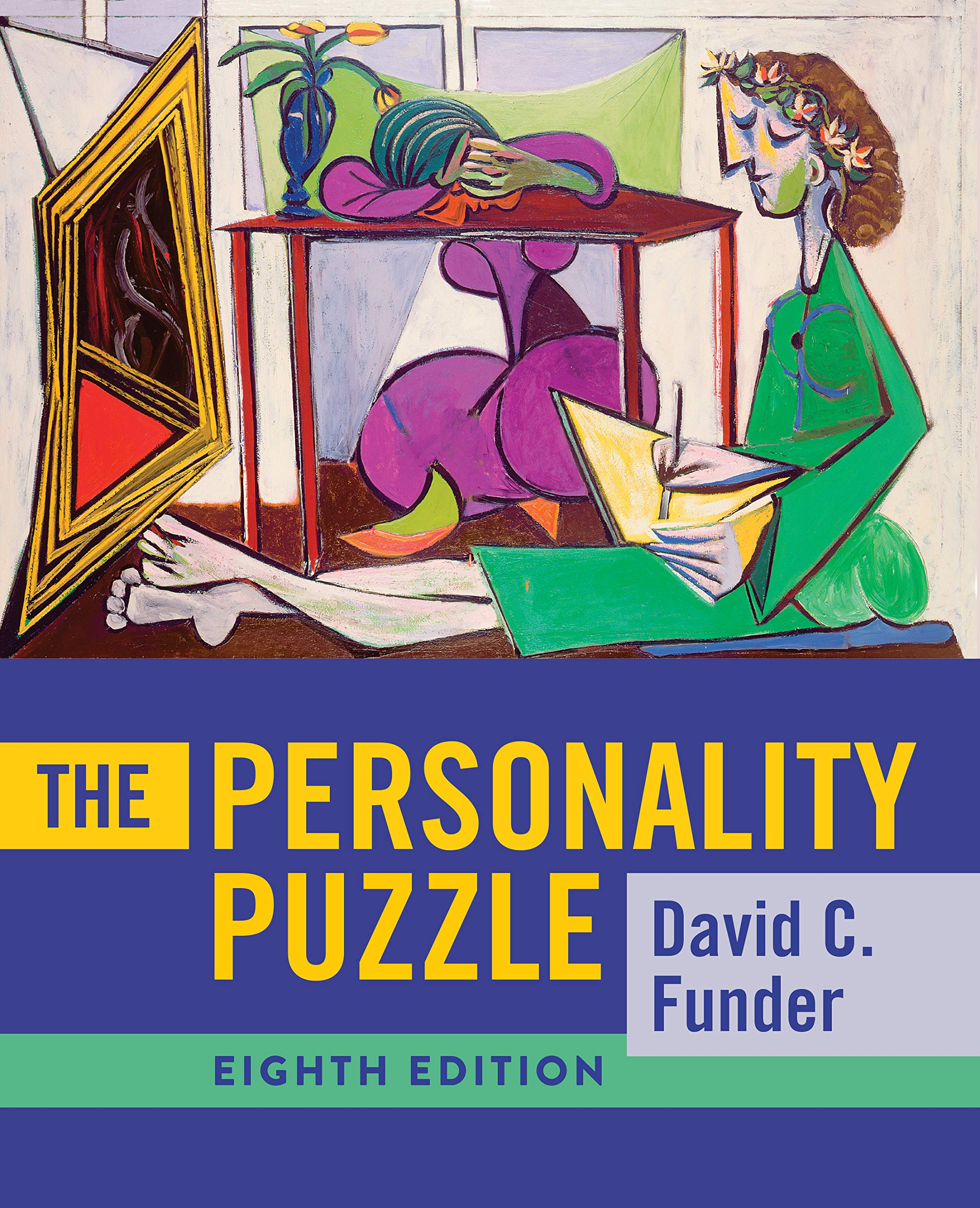 The Personality Puzzle (Eighth Edition)