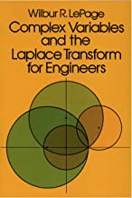 Complex Variables and the Laplace Transform for Engineers (Dover Books on Electrical Engineering)