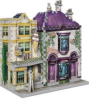 Wrebbit 3D Puzzle Harry Potter Madam Malkin's & Florean Fortecsue's Ice Cream 290.