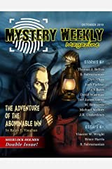 Mystery Weekly Magazine: October 2019 (Mystery Weekly Magazine Issues Book 50) Kindle Edition