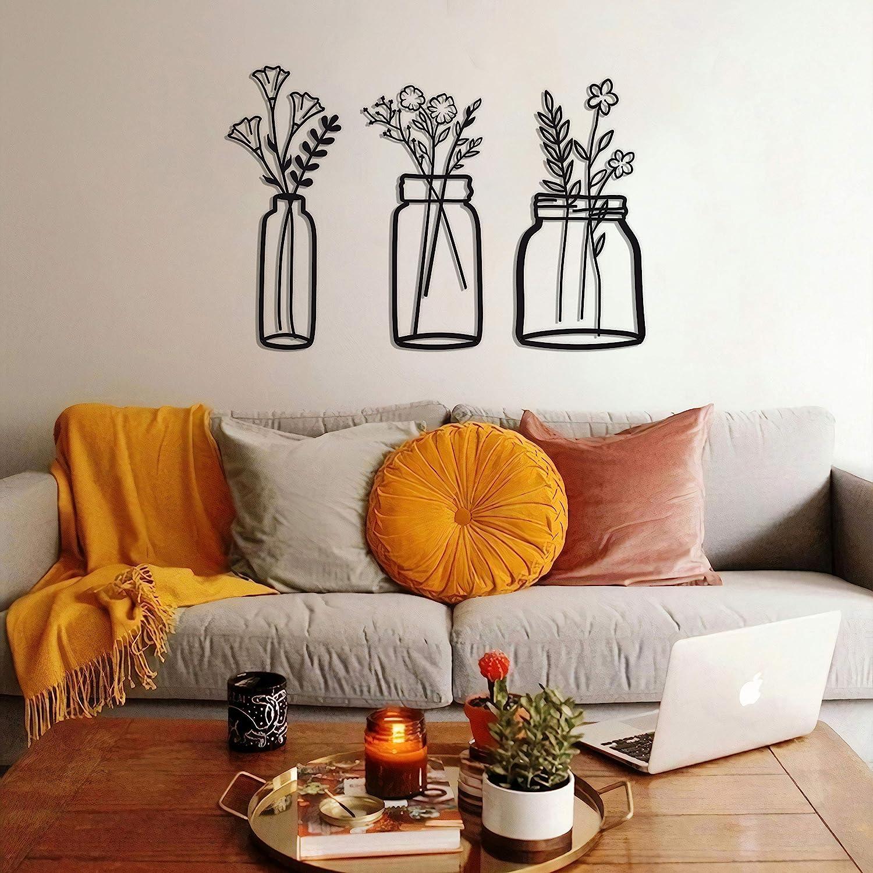 SOFT ART HOME Modern Wall Art