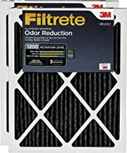 Filtrete 20x25x1, AC Furnace Air Filter, MPR 1200, Allergen Defense Odor Reduction, 2-Pack