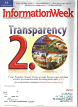 Information Week Magazine, May 11 2009 (Issue 1230)