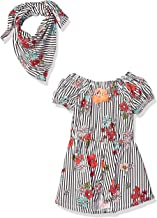 Limited Too Girls Walk Through Romper and Accessory Set Pants Set - Multi