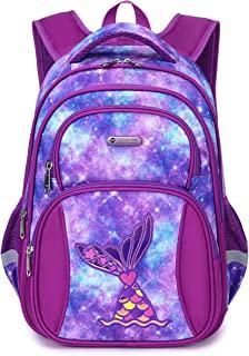 Kids Backpack for Girls and Boys Elementary Preschool School Bag 16″ Multifunctional Cute Large Capacity