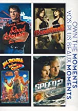 Road House / Bandidas / Big Trouble in Little China / Speed 2: Cruise Control Own the Moments