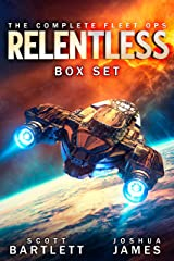 Relentless Box Set: The Complete Fleet Ops Trilogy Kindle Edition