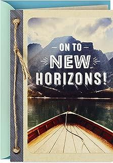 Hallmark Congratulations New Job Card (New Horizons)