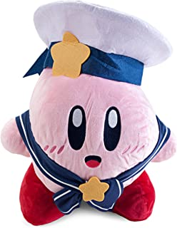SK Japan Kirby's Dream Land: Kirby 25th Anniversary Bon Voyage Big Stuffed Plush