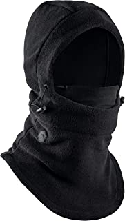 Balaclava Ski Mask - Winter Face Mask Cover for Extreme Cold Weather - Heavyweight Fleece Hood...