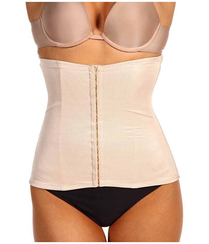 1940s Clothing Miraclesuit Shapewear Extra Firm Miraclesuitr Waist Cincher Nude Womens Underwear $21.97 AT vintagedancer.com