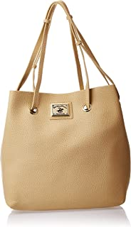 BHPC Womens Satchel Bag, CAMEL - BHL3026