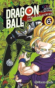 Dragon Ball Color Cell nº 06/06 (Manga Shonen) (Spanish Edition)