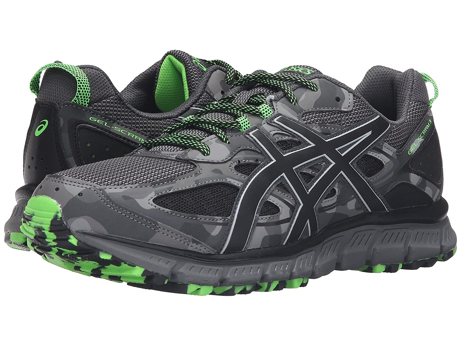 ASICS Gel-Scram® 3Atmospheric grades have affordable shoes
