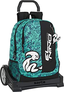 Mochila Espalda Ergonómica con Carro Evolution de El Niño Beach Party, 320x160x440mm