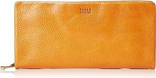 [タケオキクチ] 財布 ラウンドファスナー キャンティ 206606
