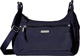 Baggallini New Classic Out and About Bagg with RFID  Phone Wristlet