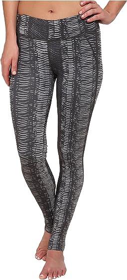 Printed Piper Pants