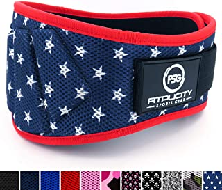 Fitplicity Weight Lifting Belt for Men & Women - Weight Belt for