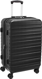 AmazonBasics Valise rigide et solide, de qualité supérieure, 68cm - Noir