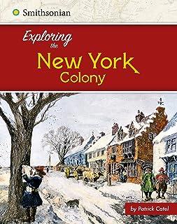 Exploring the New York Colony