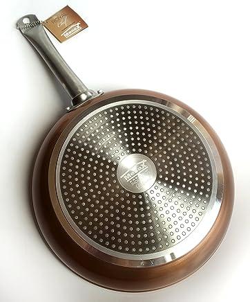 Royal Chef - Sartén Profesional de Aluminio Forjado - Recubrimiento Antiadherente Premium - Ø 20 cm