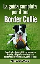 GFGKKGJFD612 Border Collie Dog Mom-Doggie di Ray-Brown Muddy Paw Prints Love-Doggy Love-Doggy Lover-Mama Pet Proprietario Bianco Alluminio Sport Bottiglia Regalo