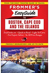 Frommer's EasyGuide to Boston, Cape Cod and the Islands (Easy Guides) Kindle Edition