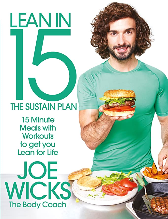 Lean in 15 - The Sustain Plan: 15 Minute Meals and Workouts to Get You Lean for Life (English Edition)