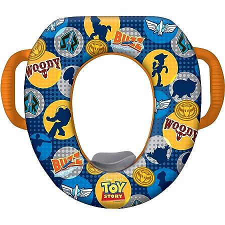 Disney Pixar Toy Story 3 Soft Potty Seat, Blue
