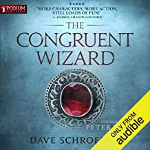 The Congruent Wizard: The Congruent Mage Series, Book 2