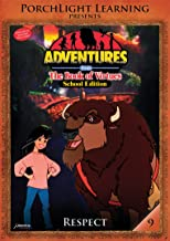 Adventures from the Book of Virtues: Respect - Volume 9