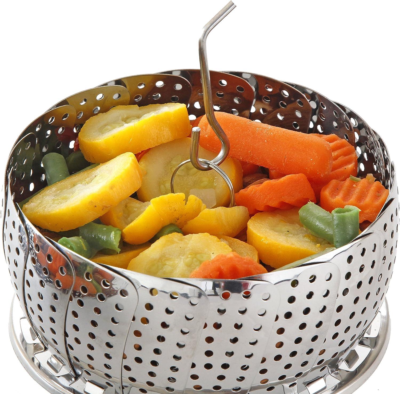 Vegetable Steamer Basket Set