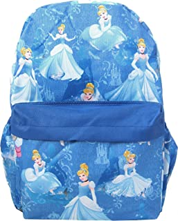 Disney Cinderella 16 inch All Over Print Backpack