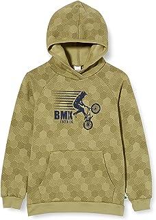 Fred's World by Green Cotton BMX Hoodie Felpa con Cappuccio Bambino