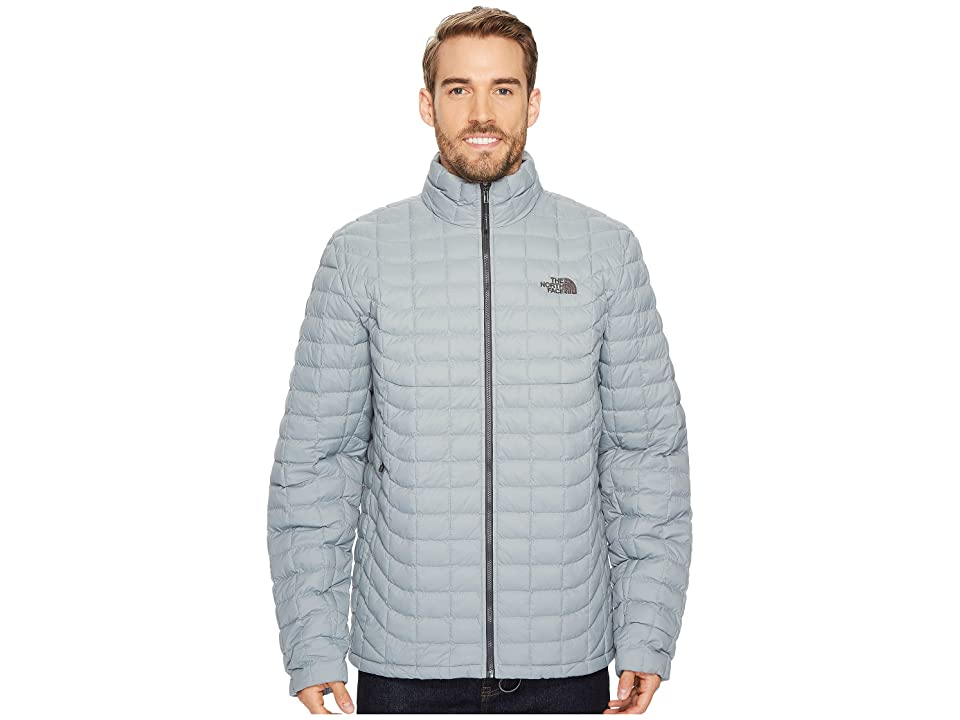 The North Face ThermoBall Jacket Tall (Monument Grey Matte) Men