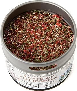 Gustus Vitae | Taste of California Spice Blend | 0.7 Ounce
