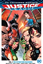 Justice League (2016-2018) Vol. 1: The Extinction Machines (Justice League (2016-))