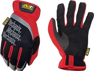 Mechanix Wear – FastFit Work Gloves (Medium, Red) (MFF-02-009)