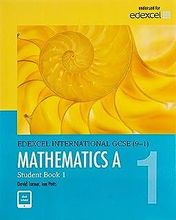 Pearson Edexcel International GCSE (9-1) Mathematics A Student Book 1