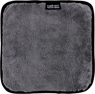 Ernie Ball Plush Microfiber Polish Cloth Guitar Cleaning And Care Product (P04219)