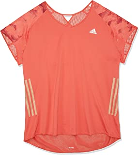 adidas Women's CE0323 Adizero Short Sleeve T-Shirt