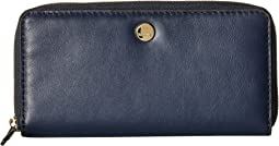 Lodis Accessories - Downtown RFID Perla Zip Wallet