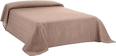 Martina Home Ribera Foulard Multifonction/Plaid, Tissu 180x130x1 cm Beige