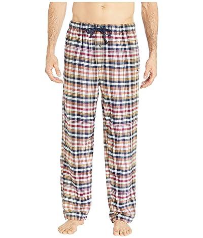 Tommy Bahama Plaid Flannel Pants (Winter Plaid) Men