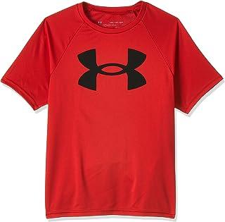 تی شرت آستین کوتاه آرم آندر آرمز Boch Tech Big Logo