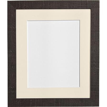 Cadre photo Torino 50x50 cm avec passe-partout Comme neuf Green pour image 40x40