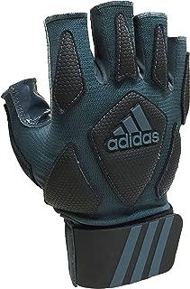 adidas Scorch Destroyer Half Finger Lineman's Gloves